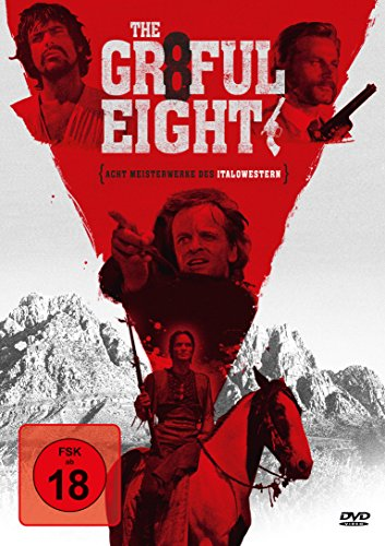 Bild von Grateful Eight - Acht Meisterwerke des Italowestern [8 DVDs]