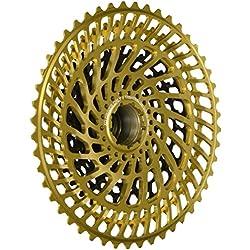 Fellowes Factory Generale Lee 12V 9.48Cassette 9.4912velocità, ciclismo, Nero/Arancione