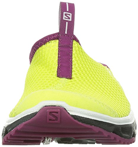 Salomon Scarpe da escursionismo Rx Slide Moc W FLASH/BLK/PURP