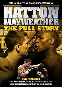 Hatton V Mayweather - The Full Story [DVD]