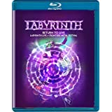 Labyrinth - Return to Live - Labyrinth Live at Frontiers Metal Festival