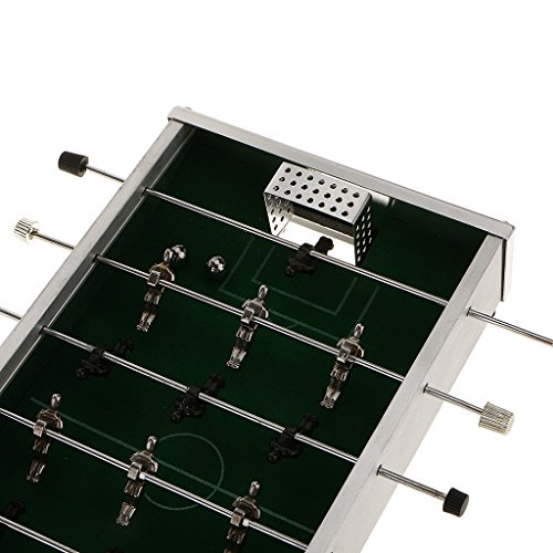 Phenovo Mini Table Football Game Soccer Children Toy Metal Foosball Children Gift  available at amazon for Rs.890
