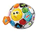 Vtech 80-509104 Kuschelfußball, bunt