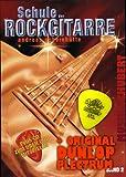 Schule der Rockgitarre Band 2 (+CD) inkl. Plektrum und herausnehmbarem Tabulaturheft - mit Songs von Nirvana, Lenny Kravitz, Santana, Linkin Park, Led Zeppelin u.v.a.m. (Schule der Rockgitarre) von Andreas Scheinhütte (Taschenbuch - 2004) (Noten/Sheetmusic)