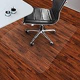 CHAIR MAT Bürostuhlmatte - 80x120cm - Mehrere Größen Verfügbar | Teppichbodenschutz,2mm-90x160cm