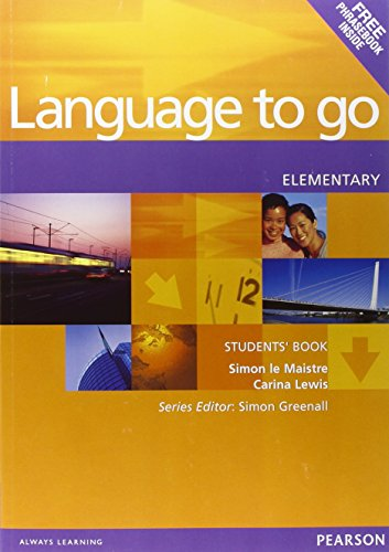 Language to Go Elementary Students Book