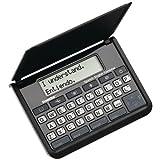 Franklin tes-121Spanish-English Phrasebook & traductor, Modelo: tes121, oficina accesorios y suministro tienda
