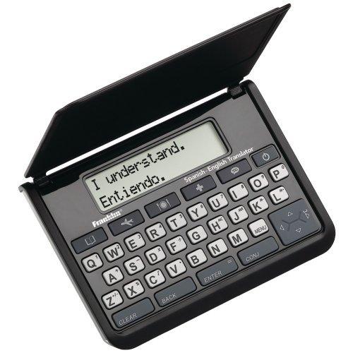 Franklin tes-121Spanisch-Englisch Sprachführer & Übersetzer, Modell: TES121, Office Zubehör und liefert Shop