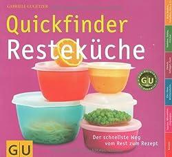 Titelbild Quickfinder Resteküche