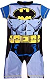 Maillot de bain Enfants Officiel Iron Man Captain America Batman Superman Frozen Peppa Pig maillot de bain Garçon Fille Protection UV du Soleil 50+