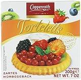 Coppenrath zarte Mürbetorteletts, 10er Pack (10 x 200 g)
