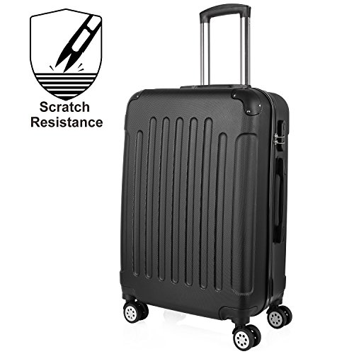 Valise Cabine - Bagage Cabine - Valise Pour Cabine -Valise 4 Roues -Grande Valise-Grande Valise XXL - Grande Valise 4 Roues - Grande Valise Rigide à R...