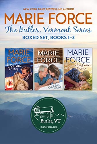 Butler, Vermont Series Boxed Set, Books 1-3 (English Edition) -