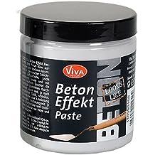 NEU Viva Decor Beton-Effekt-Paste 250ml, Grau