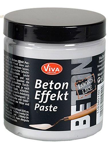 Pâte effet béton 'Viva Decor' 250 ml