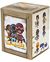 Team Fortress 2 Portable Mercs Figure (1 Random Blind Box)