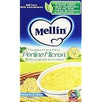 Mellin Pastine Y Arroz Perlas de Micron 350g