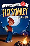Flat Stanley Goes Camping (I Can Read! Reading with Help: Level 2)