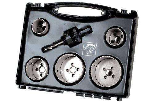 1 Lochsägen-Set BiM ø35,40,51,65,68mm