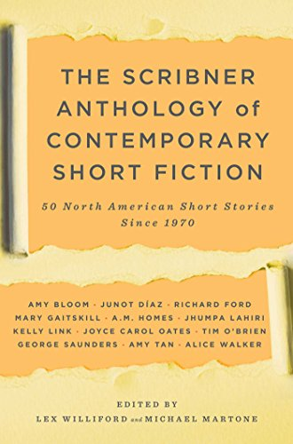 The Scribner Anthology of Contemporary Short Fiction: 50 North American Stories Since 1970 (Touchstone Books (Paperback)) (English Edition)