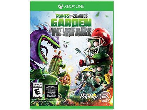 Electronic Arts Plants vs. Zombies Garden Warfare Xbox One - Juego (Xbox One, Acción, E10 + (Everyone 10 +), ENG, Básico, Electronic Arts)