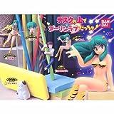 Namco Lamu' - La Ragazza dello Spazio - Desktop Figure Collection (Set 5 Pz Altezza 2/6 Cm)