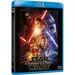 Star Wars: El Despertar De La Fuerza en Blu-ray