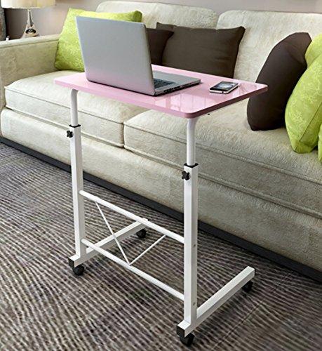 CLOTHES- Movable Up and Down Ordinateur Portable Bureau Enfant étudiant étudiant Table en Plein air Camping Table canapé lit Table (Couleur : C)