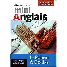 Dictionnaire mini anglais ( Robert et Collins )