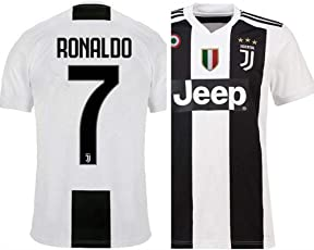 aaDDa Juventus Home Ronaldo Printed Set with Shorts 2018-2019