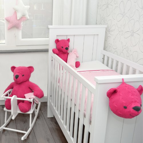 Imagen 5 de Baby's Only 453226 - Sábana, color azul [tamaño: 150x120cm]