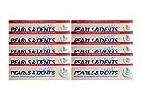 10x Pearls & Dents Zahncreme 100ml Zahnpasta Spezial