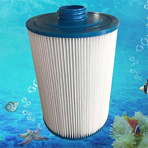 GWQMM Filterkartuschen Spa Pumpe Kartusche Falten Ersatz Für Baby-Swimmingpool Und Jacuzzi, 2 Stück (Waschen Antimikrobielle)