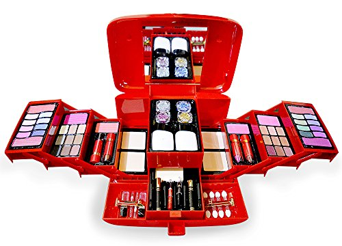 ADS Waterproof Longlasting 24H Fashion Colour Makeup Kit with Liner and Rubber Band