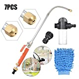 Docooler Jet Car Washer Power Magic High Pressure Wand Watering Spray Sprinkler Cleaning Tool
