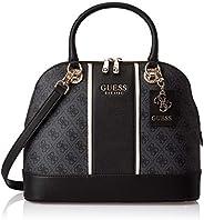 GUESS Womens Handbag, Coal - SG773707