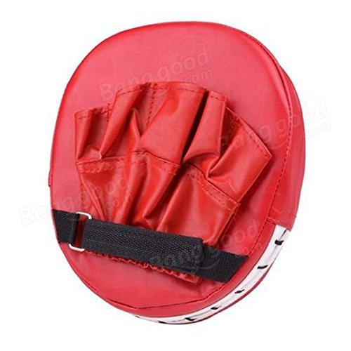 Calli Boxtraining Mitt Ziel Fokus Schlags Auflage Handschuh für MMA Karate Muay Thai Kick Abbildung 2