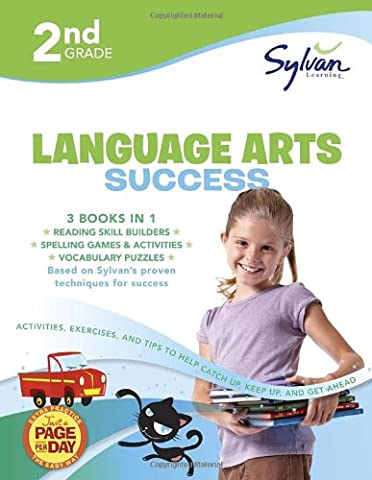 2nd Grade Language Arts Success: Activities, Exercises, and Tips to Help Catch Up, Keep Up, and Get Ahead