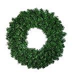 Tinksky Ghirlanda di ghiaia di Natale con i aghi di pino per la decorazione del partito Regalo di Natale 40CM