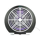 Apalus Umweltschonende UV Mückenfalle (Verbessertes Model), Elektrische Insektenfalle Für Drinnen, Inklusive Kostenlosem Mücken-Lockstoff