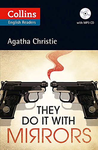 They Do It With Mirrors (+ CD) (Collins Agatha Christie ELT Readers)