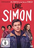 DVD Cover 'Love, Simon