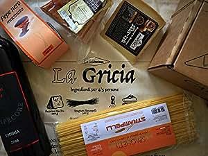 """""""La Gricia"""" -Le schisciose-"""