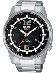 Pulsar Uhren Herrenuhr Solar PX3085X1