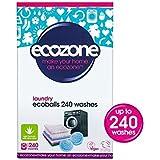 Ecozone Ecobolas 240 Con Aloe Vera 2 X 90G - (Paquete de 6)