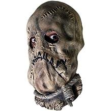 Disfraz de caballero oscuro Accessory, para hombre de espantapájaros 3/4máscara