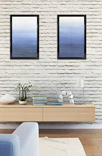 MCS Trendsetter 14x22 Inch Poster Frame (2pk), Black (65751)
