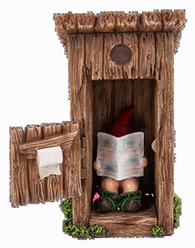 Mundo en miniatura casa Gnome MW02–021