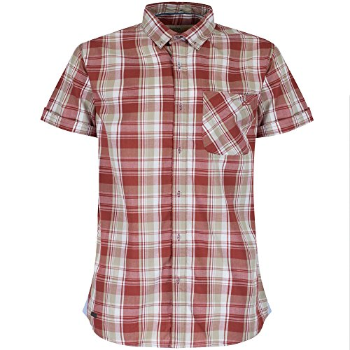 Regatta Mens Efan Shirt Olive
