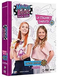 Maggie E Bianca - Fashion Friends - Stagione 01 (Eps 01-26) (Ltd) (4 Dvd)